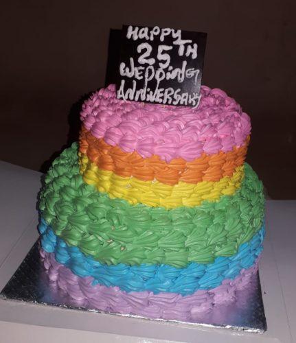 Rainbow photo review