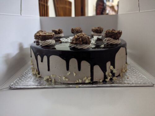 Ferrero Rocher photo review