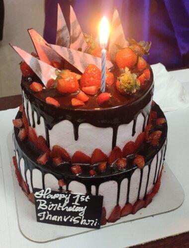 Strawberry Cake photo review